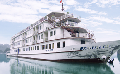 Huong Hai Sealife Cruise Halong