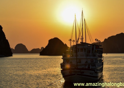 Amazing Halong Bay